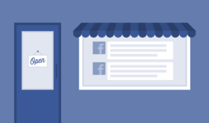 Business facebook page
